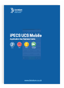 iPECS UCS Mobile App User Guide