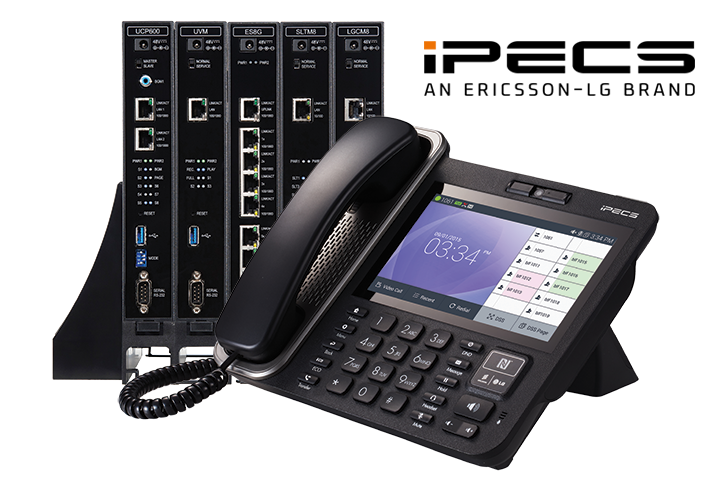 iPECS UCP with LIP-9071 handset