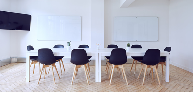 Tech Target Report Enterprises Are Investing In Conference Room - Target conference table
