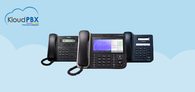 KloudPBX phone system from DatKom