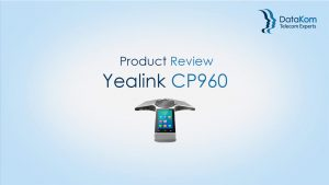 Review of the Yealink CP960