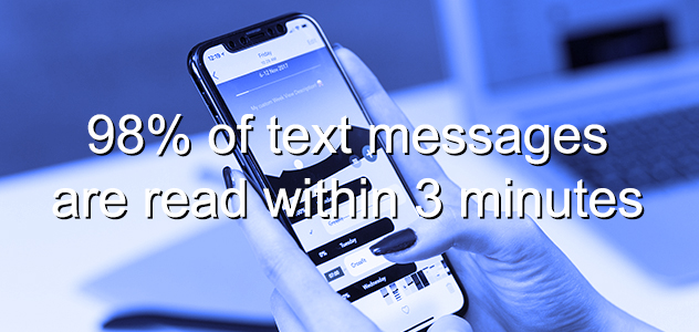 SMS message