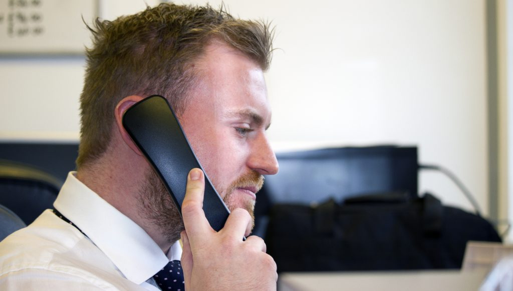 Are telephones still valuable to businesses
