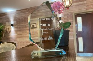 DataKom awarded Cloud Reseller of the year 2020