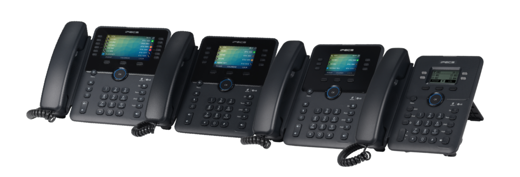 Cloud-based business telephones