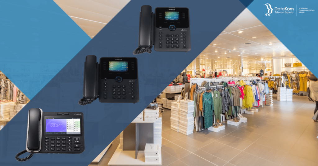 VoIP for retail