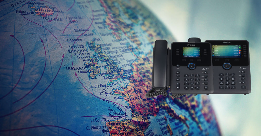 VoIP provider in the UK